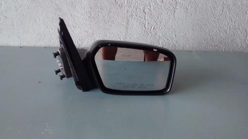 espelho retrovisor fusion 06/12 sem luz de cortesia direito
