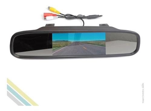espelho retrovisor interno com tela lcd 3,5¨ sem camera