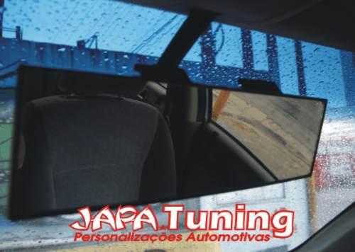 espelho retrovisor interno convexo /maior segurança