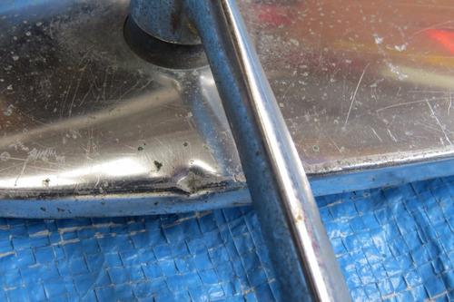 espelho retrovisor interno do fusca antigo