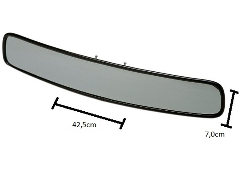 espelho retrovisor interno panor mico automotivo sobrepor