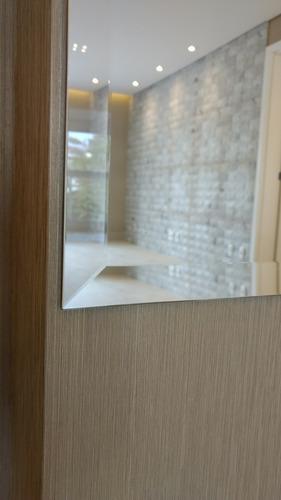 espelho sob medida, lapidado, bisote e/ou paineil de espelho