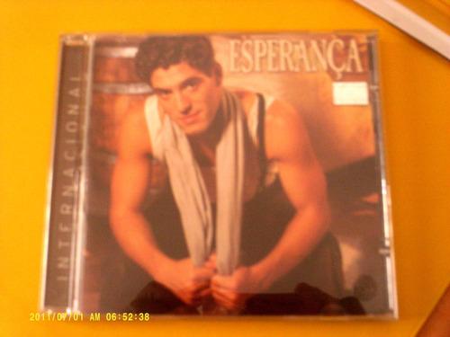 esperança - cd novela internacional