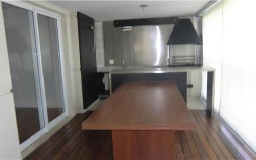 espetacular apartamento com maravilhosa varanda gourmetà venda, jardim fonte do morumbi, são paulo.
