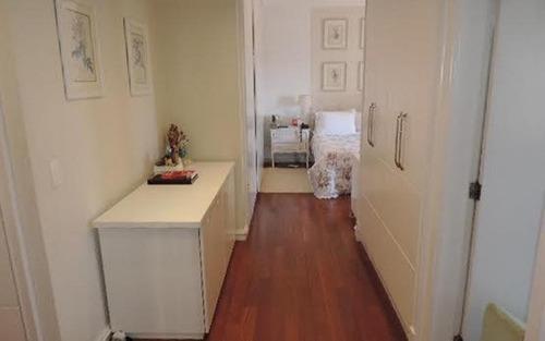 espetacular apartamento de 370m² de área útil e amplo terraço, à venda, morumbi, são paulo.