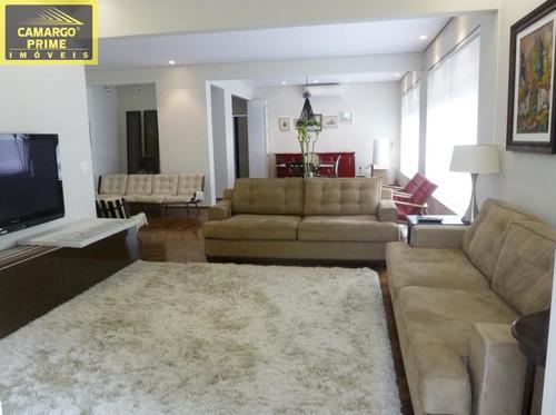 espetacular apartamento em higienópolis - eb65070