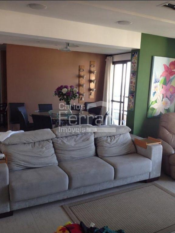 espetacular apartamento frente ao mar no guarujá !!!! - cf28024