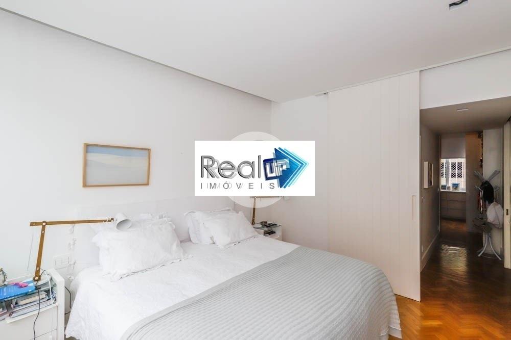 espetacular apartamento no alto leblon 4 quartos com vaga proximo a praia - 936