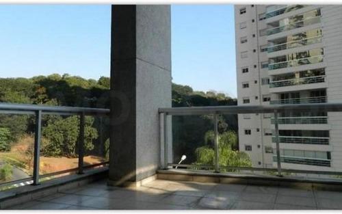 espetacular apartamento residencial à venda, panamby, são paulo.