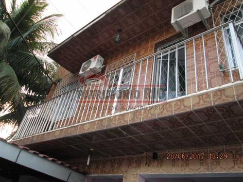 espetacular casa triplex, 3quartos, 3vagas de garagem - vista alegre - paca30275