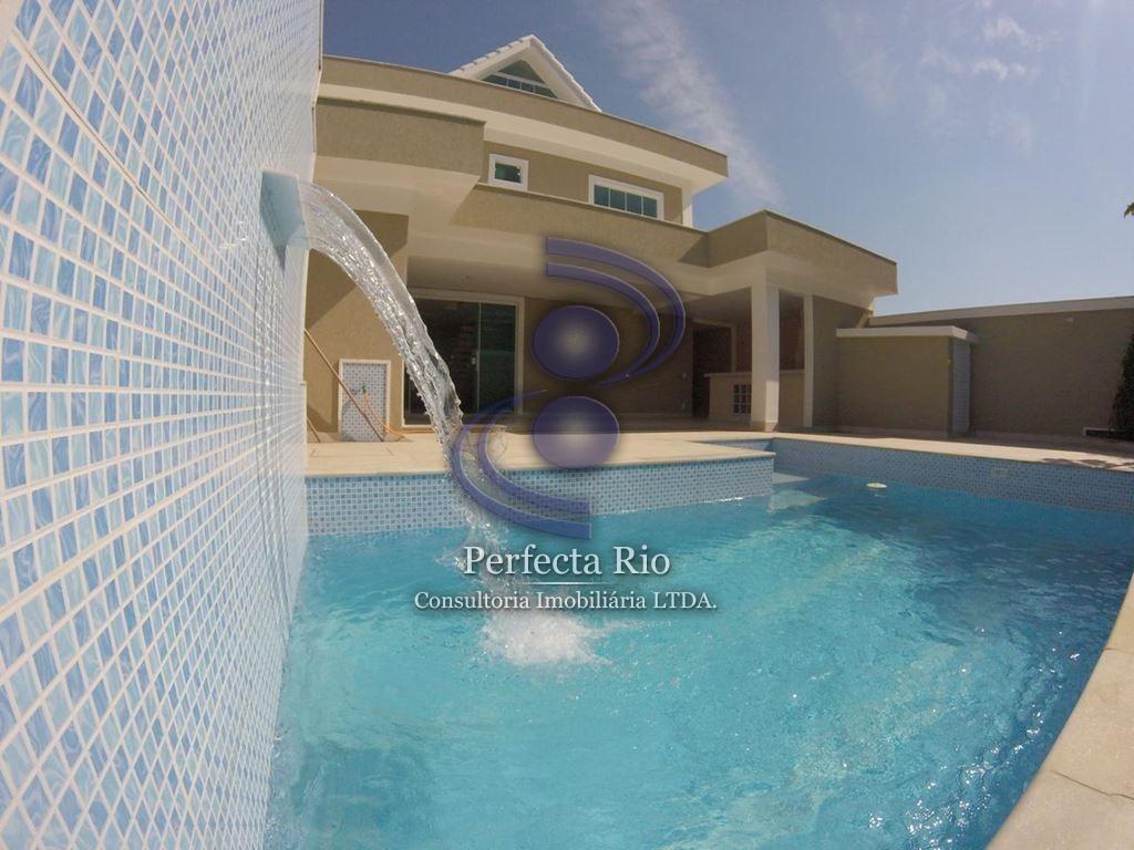 espetacular residência 04 suítes, com piscina, sauna - recre