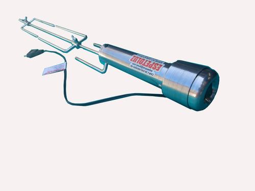 espeto giratório elétrico - espetoluz