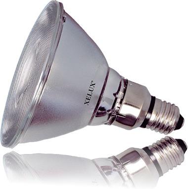 espeto para jardim com lâmpada par38 - 120w/220v
