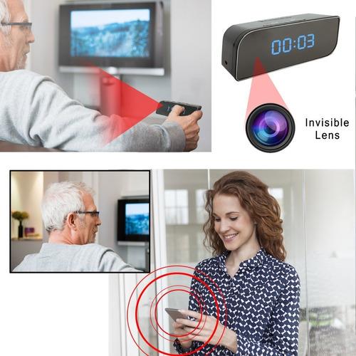 espiã relógio câmera