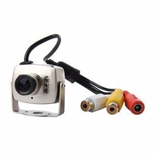 espía audio cámara seguridad