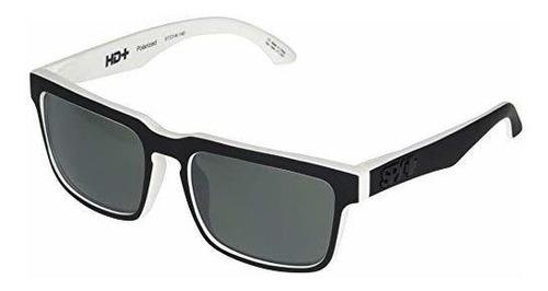 espia casco optico whitewall / hd plus gris verde / negro es