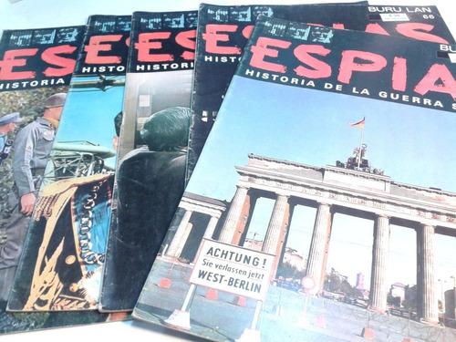 espias historia de la  guerra secreta 63 a 67 (5)