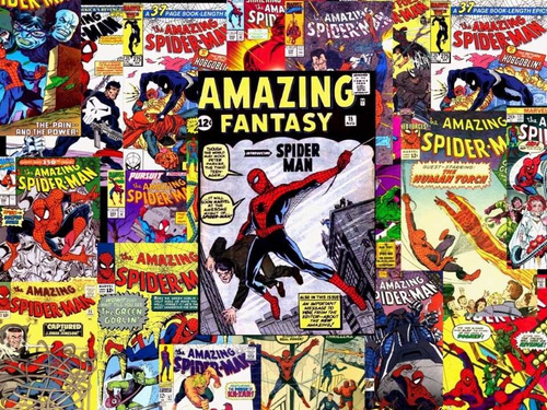 espiderman 798 comics de espiderman + 94 comics de venom