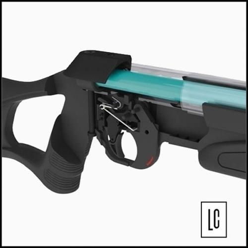 espingarda chumbinho 6.0 nitro six carabina pressão + luneta