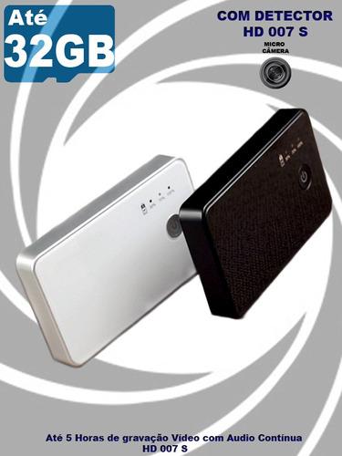 espião audio video