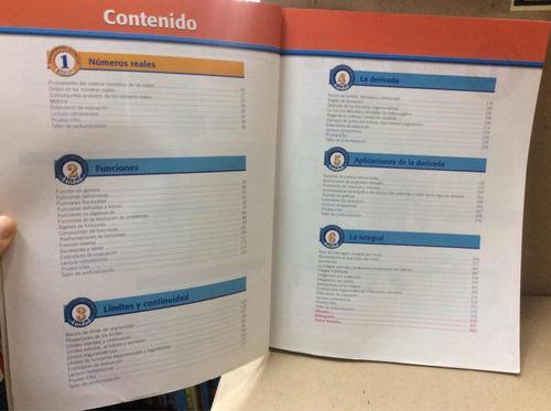 espiral 11 matemáticas para bachillerato libro escolar