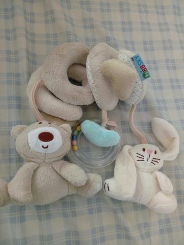 espiral colgante cuna juguete bebe.