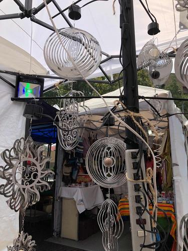 espiral de viento giratorio movil ( vendo o cambio )