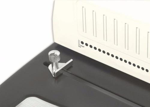 espiraladora anilladora encuadernadora oficio + alicate