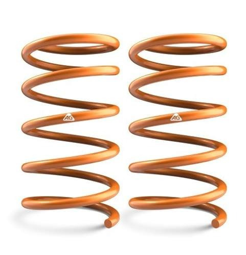 espirales ag xtreme vw fox / polo 03 - 10 tras