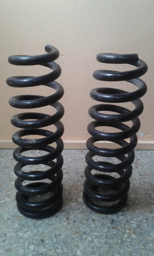 espirales originales de 4runner  2007 (solo los espirales)