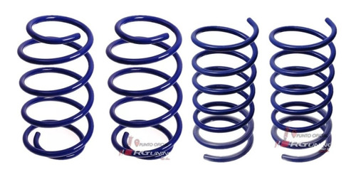 espirales progresivos chevrolet vectra ag kit x 4