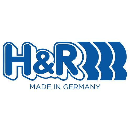 espirales progresivos h&r hyr hr sport alemanes - fiat 500