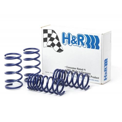 espirales progresivos h&r sport - ford fiesta vii