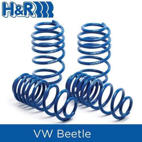 espirales progresivos h&r super sport- vw beetle