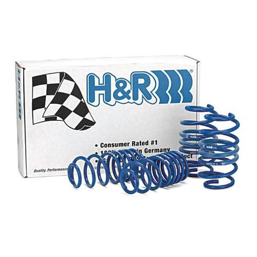 espirales progresivos h&r  super sport- vw scirocco
