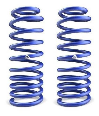 espirales progresivos vw fox 2012 ag kit x2 tras