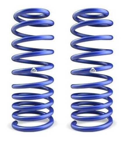 espirales progresivos vw polo classic ag kit x2 del