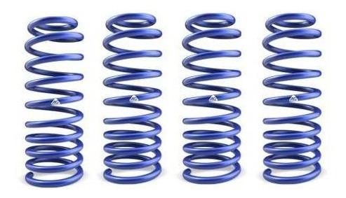 espirales progresivos vw saveiro g4 - ag kit x 4