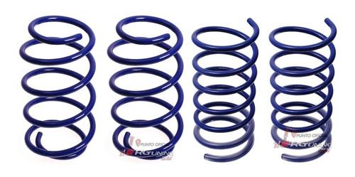 espirales progresivos vw scirocco 2.0 tfsi tdi ag kit x4