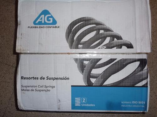 espirales tuneados  renault 18 1400/2.0/2.2/ fuego(kit x 2)