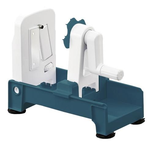 espiralizador dobrável com lâminas embutidas - prana