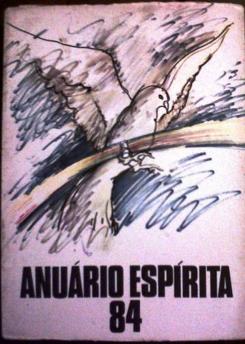 espiritismo - anuário 84