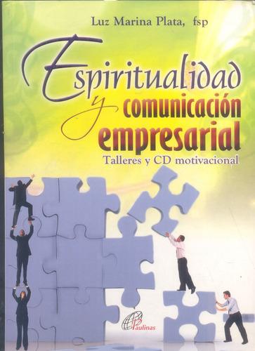 espiritualidad y comunicación empresarial- plata luz marina