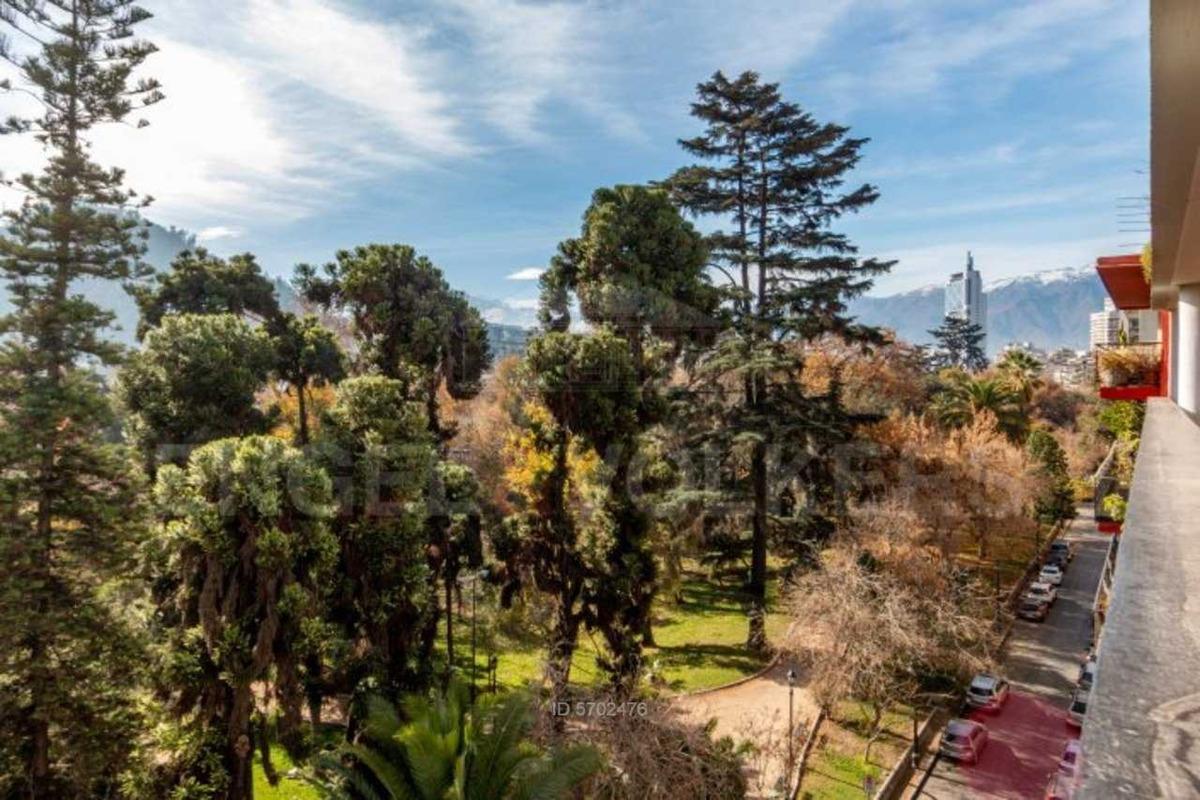espléndido - terraza vista forestal
