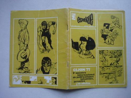 espolique 5° muestra internacional publicaciones infantiles