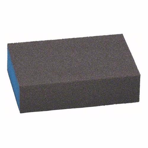 esponja abrasiva taco bosch grano medio por unidad.
