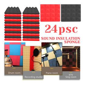 Esponja De Absorción De Espuma Acústica Studio Ktv Soundpr