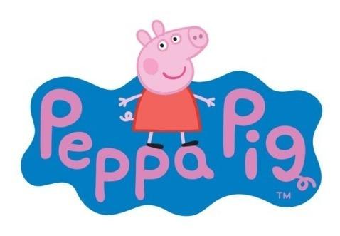 esponja de banho peppa pig george esguicha água dtc