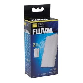 Esponja Fluval 104-105-106 Repuesto De 2