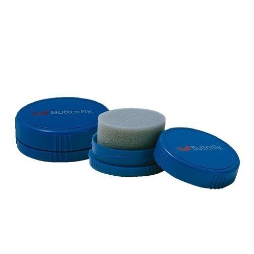 esponja limpiadora butterfly para gomas de paletas ping pong